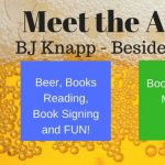 Grab a Beer and Meet BJ Knapp the Author
