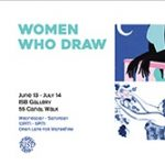 Women Who Draw Exhibition