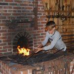 Blacksmithing Workshop for Kids