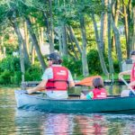 Paddle Georgiaville Pond!
