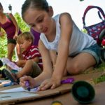 Kidoinfo Storytime + Art in the Park