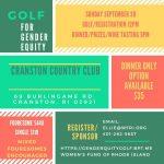 Golf for Gender Equity