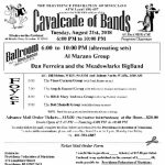 Summer 2018 Cavalcade of Bands Dance
