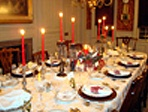 Private Candlelight Dinners @ The Babcock-Smith House