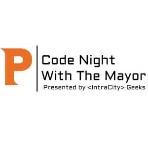 Code Night With the Mayor