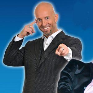 Comedy Hypnotist Erick Känd