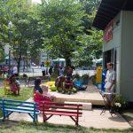 Imagination Center & Open Air Reading Room