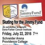 Skating for the Jimmy Fund:  An exhibition to benefit Dana-Farber Cancer Institute