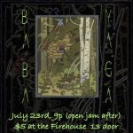 Jazz Revelations: Baba Yaga