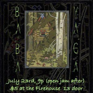 Jazz Revelations: Baba Yaga