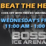 Beat the Heat at Boss Ice Arena