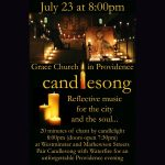 Candlesong: Reflective music for the city and the soul