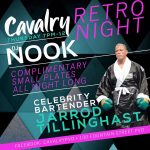 Retro Night with Former Boxing Champ/Celeb Bartender