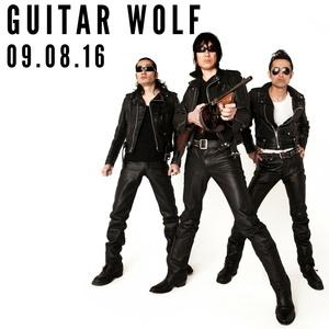 Guitar Wolf  w/ Hans Condor