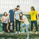 Diarrhea Planet with Western Medication