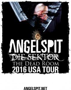 Unscene: ANGELSPIT feat. Die Sektor & The Dead Room