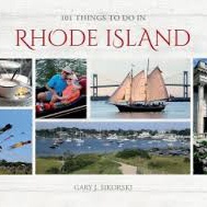 """Author Talk: """"101 Things to Do in Rhode Island"""""""