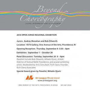 Beyond Choreography: Visual Interpretations of Movement