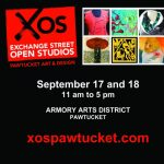 XOS Open Studios 2016
