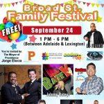 Broad Street Family Festival