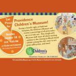 Providence Children's Museum Benefit