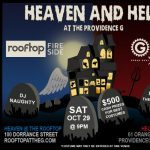 Heaven and Hell Halloween Party @ ProvidenceG