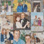 Two Barrettes: Irving & Julie