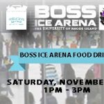 Boss Ice Arena Food Drive