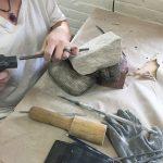 Relief Carving in Limestone: Weekend Workshop