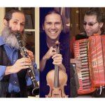 """Fishel Bresler & """"Tzibeles"""" - Klezmer Ensemble"""