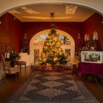 Christmas 2016 at Linden Place Mansion