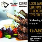 Local Lamb & Libations Tasting to Benefit Toys for Tots