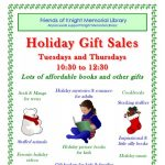 Book and gift sale