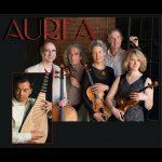 "FirstWorks presents The Aurea Ensemble's ""Crossings"""