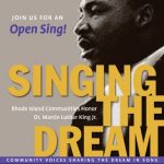 Singing The Dream: An Open Sing!