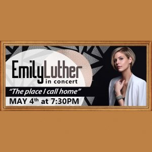 Emily Luther - The Place I Call Home