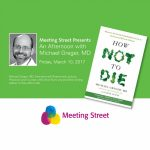 An Afternoon with Dr. Michael Greger