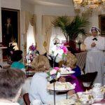 A Victorian Tea & Talk: The Laundry Basket