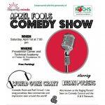 April Fools' Comedy Night