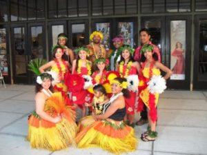 Napua O' Polynesia