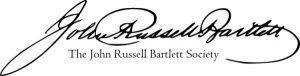 The John Russell Bartlett Society
