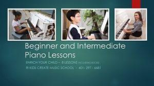 RI Kids Create Music School