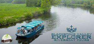 Blackstone Valley Explorer Riverboat