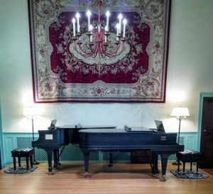 The Mary K. Hail Music Mansion
