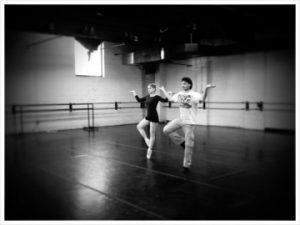 Festival Ballet Providence's Black Box Theatre
