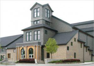 Rhode Island College - Sapinsley Hall