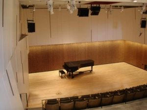 Brown University - Grant Recital Hall