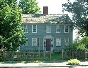Elijah Angell House