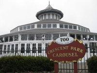 Crescent Park / Looff Carousel