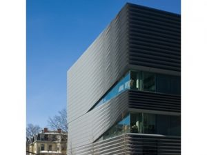 Brown University - Granoff Center for the Creative...
